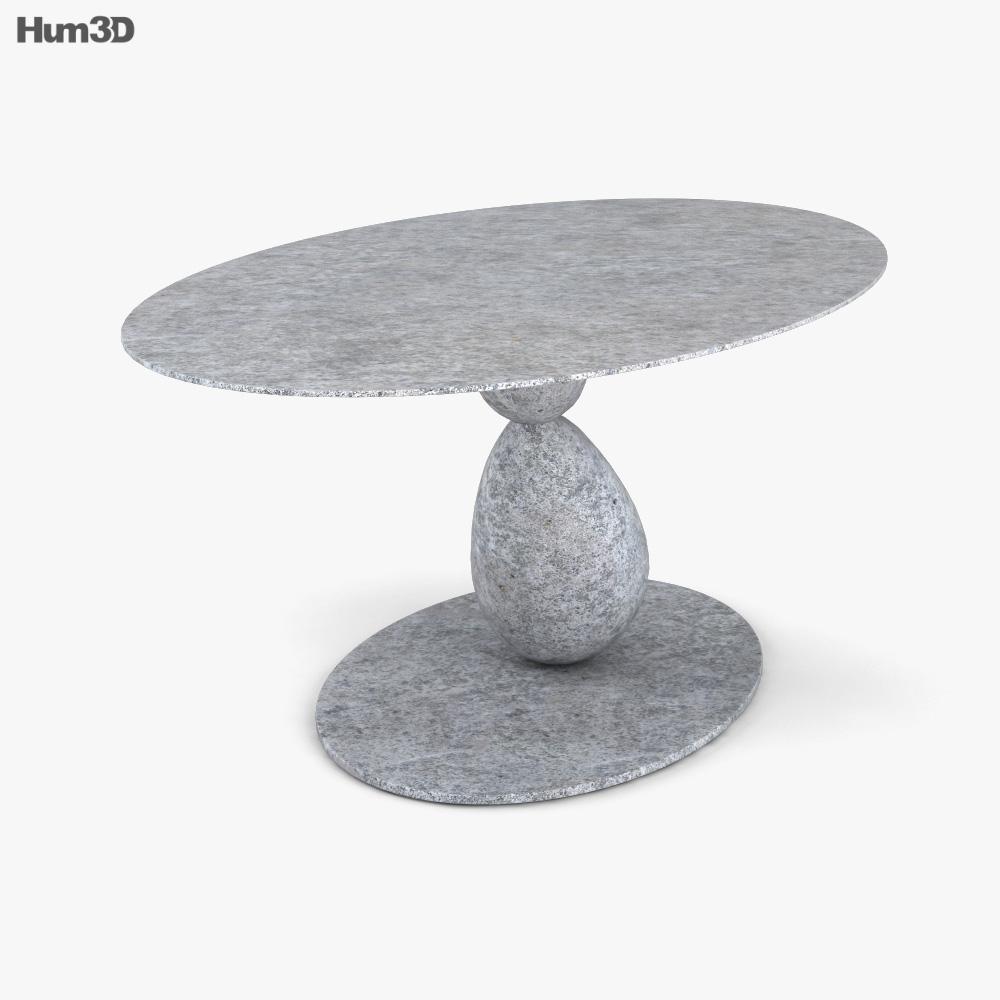 Mogg Matera Table 3D model