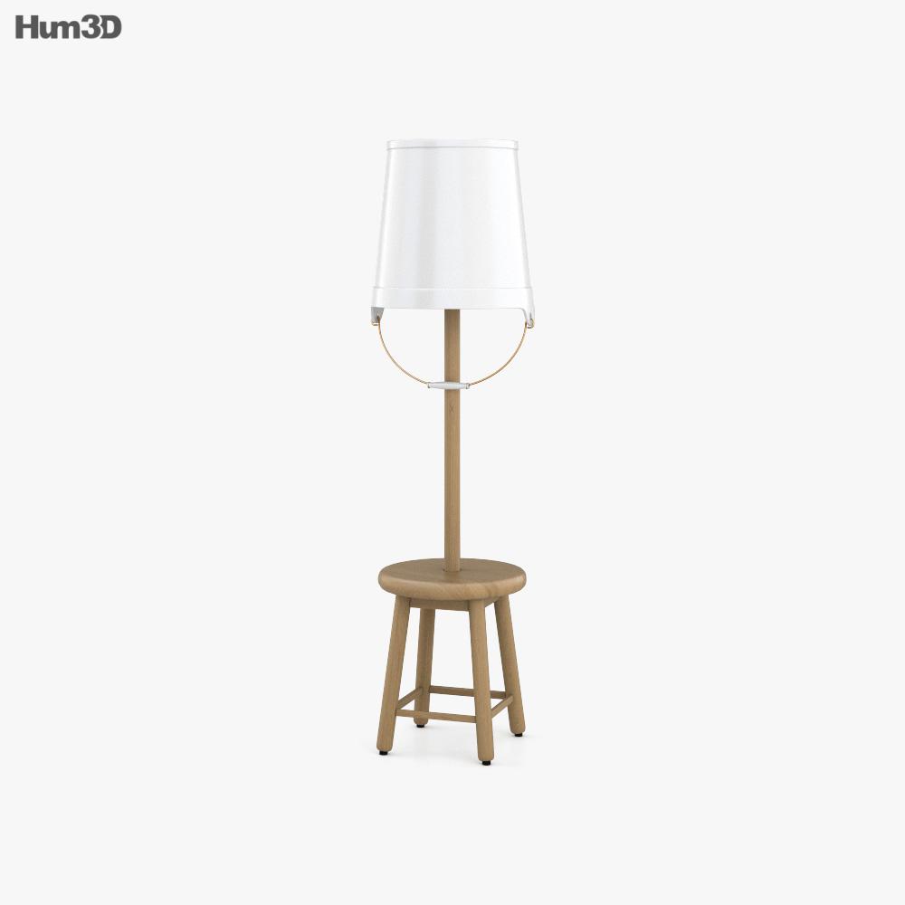 Moooi Bucket Lamp 3D model