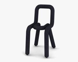 Moustache Sparkling Bold Chair 3D model