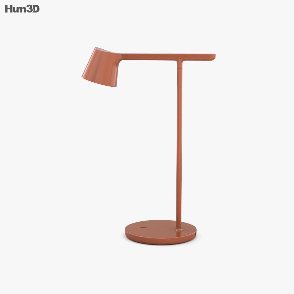 Muuto Tip table lamp 3D model