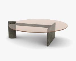 Natuzzi Frost Coffee table 3D model