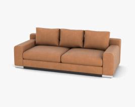 Natuzzi Leaf Sofa 3D model
