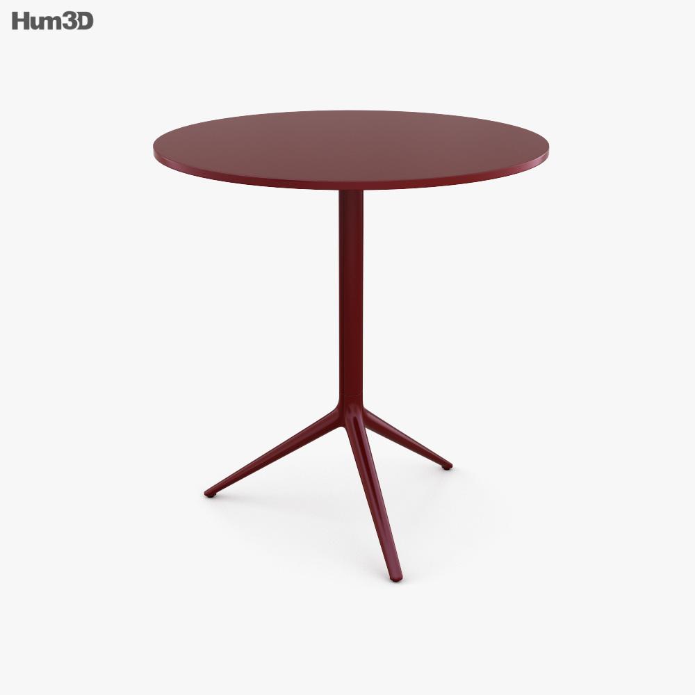Pedrali Elliot Table 3D model