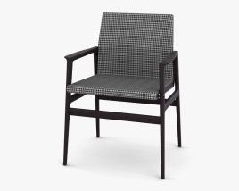 Poliform Ipanema Chair 3D model