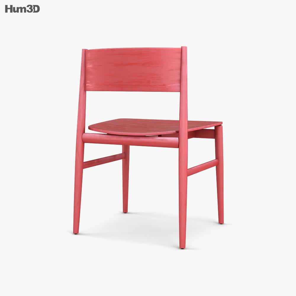 Porro Neve Chair 3d model