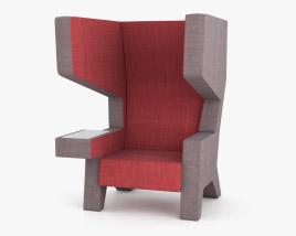 Prooff Ear Chair 3D model