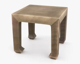 Restoration Hardware 17th C Ming Dynasty Side Table 3D model