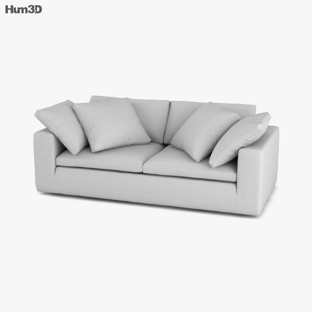 Restoration Hardware Cloud Sofa 3D model