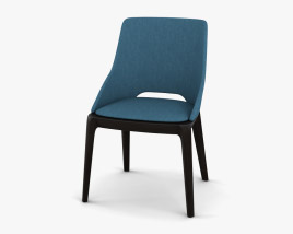 Roche Bobois Brio Chair 3D model