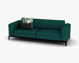 Saloni Floransa Sofa 3D model