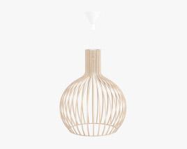Secto Design Pendant lamp 3D model