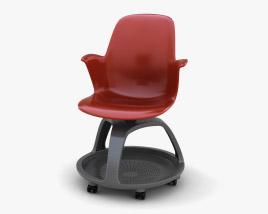 Steelcase Node School Chair 3D model