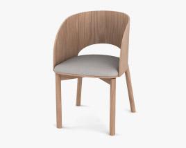 Teulat Dam Chair 3D model