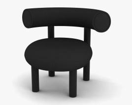 Tom Dixon Fat Lounge chair 3D model