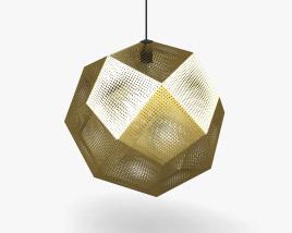 Tom Dixon Etch Pendant lamp 3D model