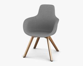 Tom Dixon Scoop Armchair 3D model