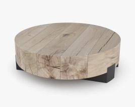 Van Rossum Beam Coffee Table 3D model
