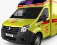 GAZ Gazelle Next Ambulance 2017 3d model