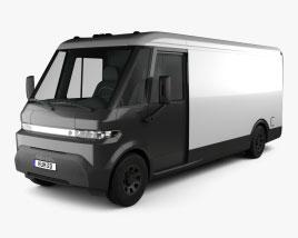 GM BrightDrop EV600 2021 3D model