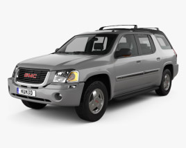 3D model of GMC Envoy XUV 2004