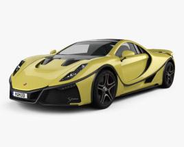 3D model of GTA Spano 2015