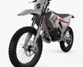 3D model of GasGas 200-300 Enduro EC 2019