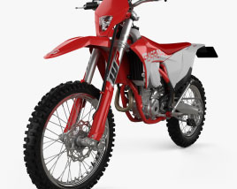 GasGas EC 250F 2021 3D-Modell