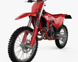 GasGas MC 125 2021 3D model