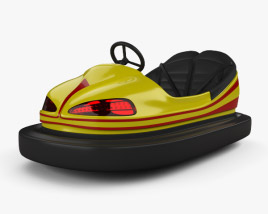 3D model of Bumper Car 2014