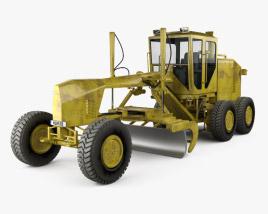 3D model of Generic Motor Grader