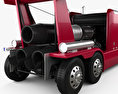 Generic Jet Powered Truck 2017 3d model