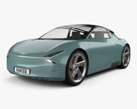 3D model of Genesis Mint 2019