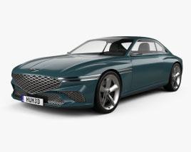 Genesis X 2021 3D-Modell