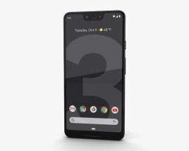 Google Pixel 3 XL Just Black 3D model