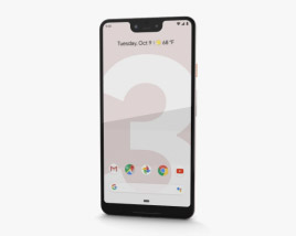 3D model of Google Pixel 3 XL Not Pink