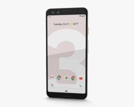 3D model of Google Pixel 3 Not Pink