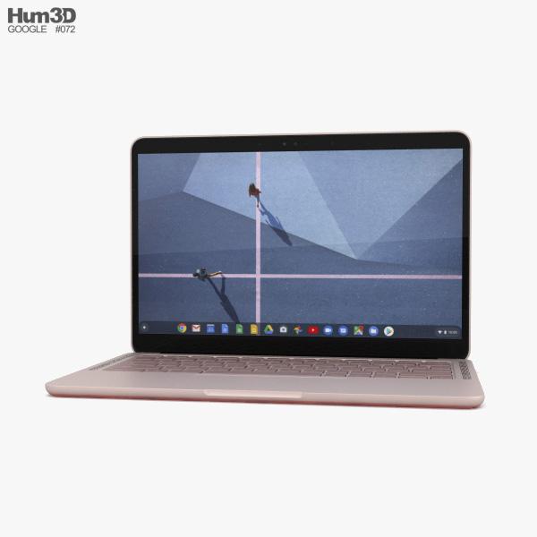 Google Pixelbook Go Not Pink 3D model