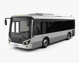3D model of Grande West Vicinity Bus 2019