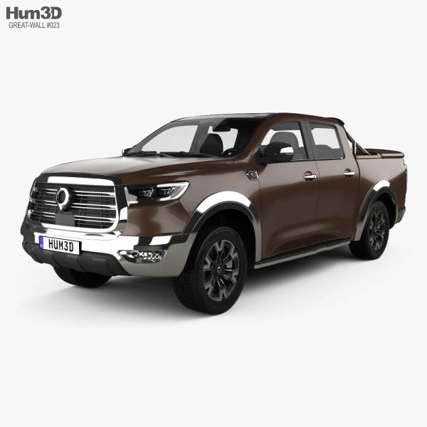 Great Wall Pao 2019 3D model