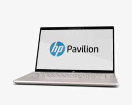 3D model of HP Pavilion 14-ce0000no