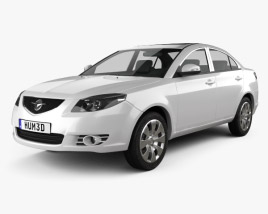 3D model of Haima Family 2012
