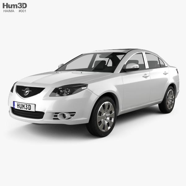 Haima Family 2012 3D model