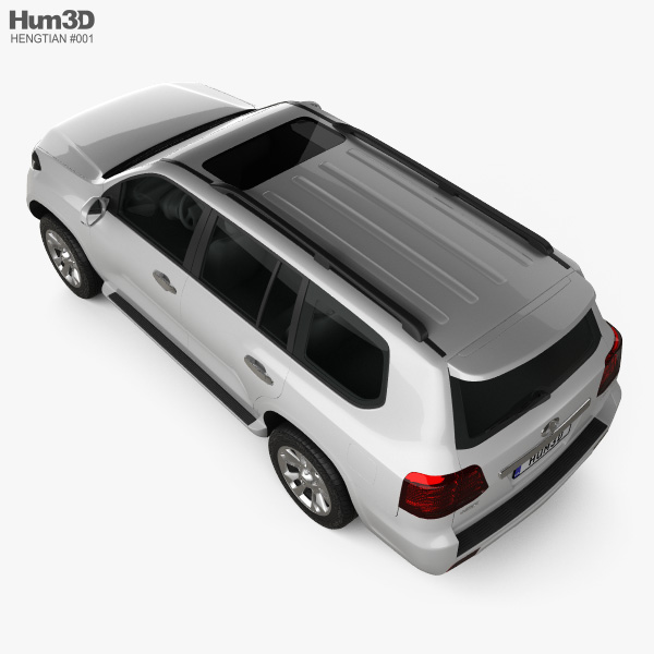 Hengtian L4600 2019 3D model