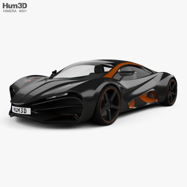 Himera Q 2017 3D model