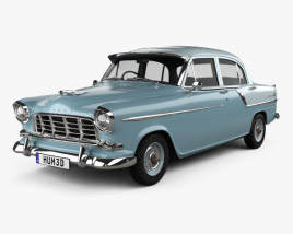 3D model of Holden Special 1958