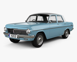 3D model of Holden Special (EH) 1963