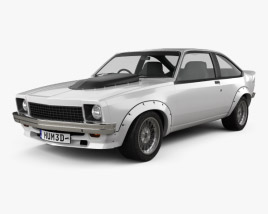3D model of Holden Torana A9X 1976