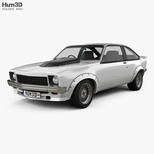 3D model of Holden Torana A9X 1976