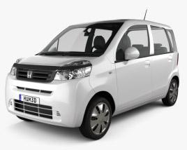 3D model of Honda Life 2013