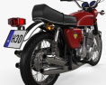 Honda CB 750 Four 1969 3d model